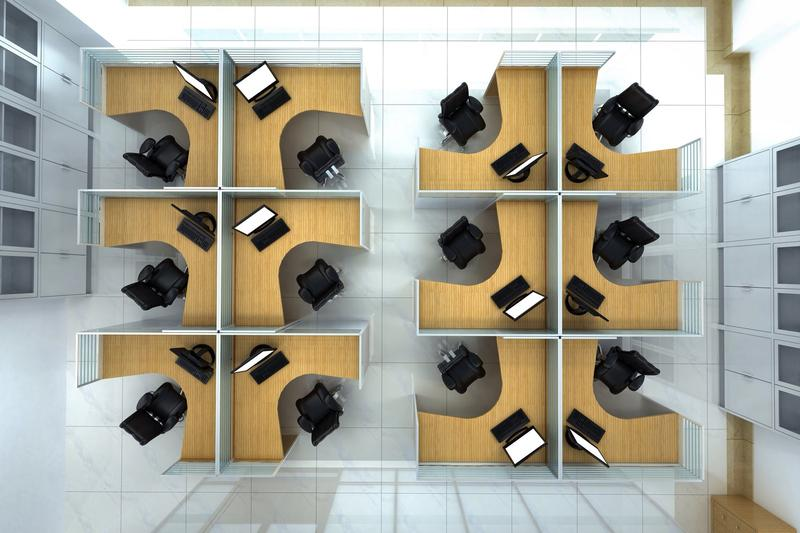 Office Cubicles Layout And Designs