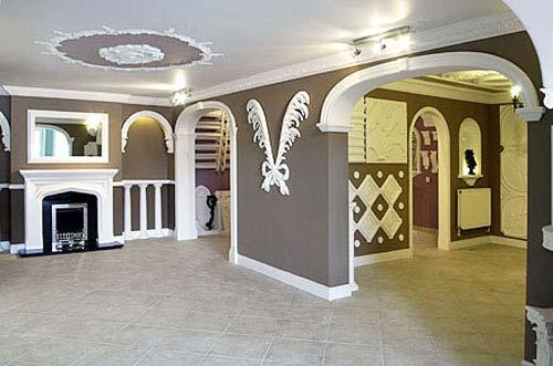 Plaster Of Paris Wall Designs: Plaster Of Paris Arch Designs