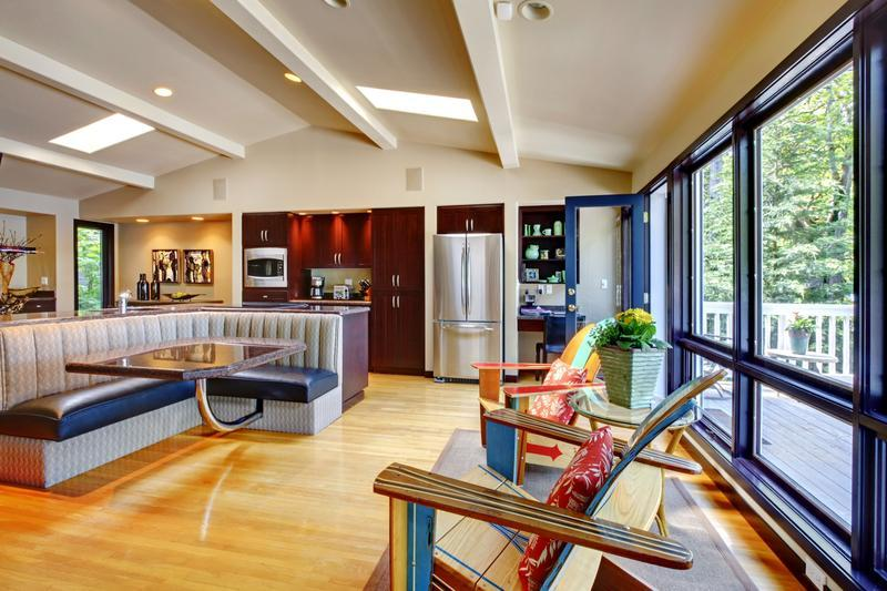 Sleek Interiors, with touch of class - Designer's Home