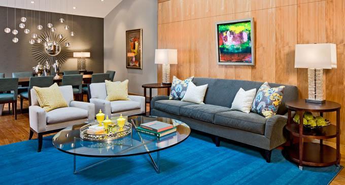 retro interior design retro design and styles. Black Bedroom Furniture Sets. Home Design Ideas