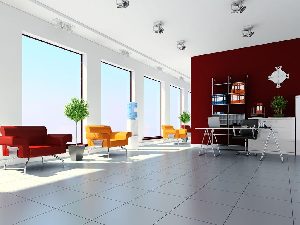 CEO's Office Planning And Design Ideas
