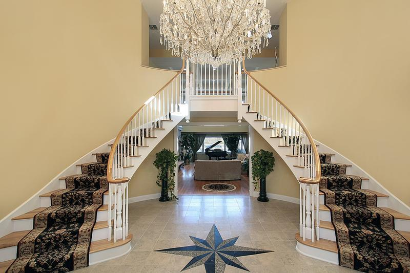 Staircase Designs Ideas Straight Run Stairs L Stairs