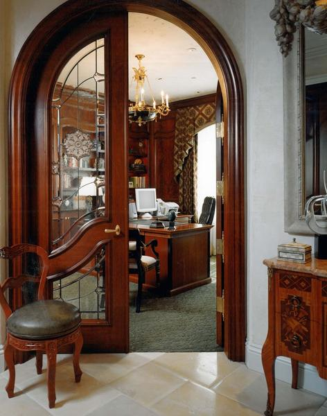 Library Study Room Ideas: Traditional Library
