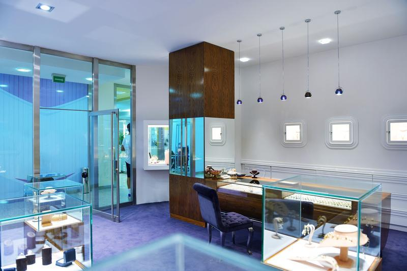 Jewelry Store Design Ideas Tips