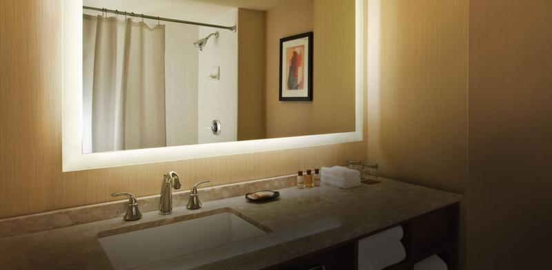 Backlit Mirror For Bathrooms