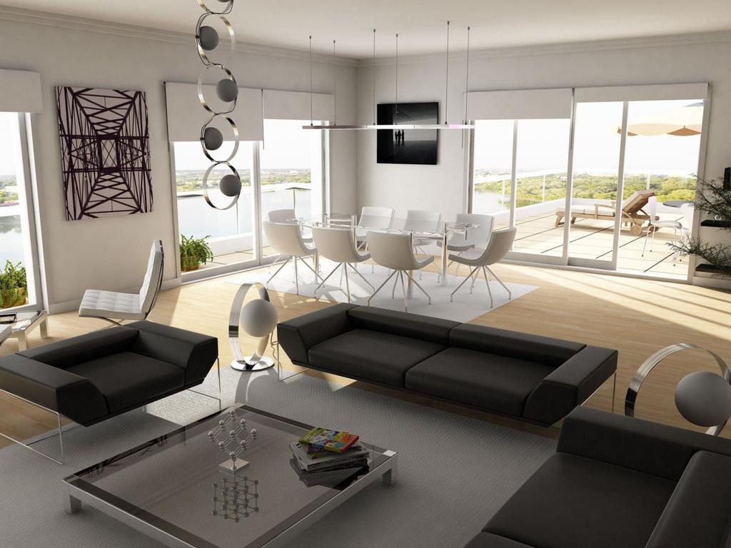 5 Decor Ideas To Make Living Room Look Bigger