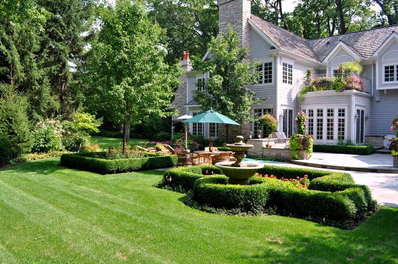 Betterdecoratingbible: Feng Shui Tips For Your Garden